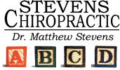 Stevens Chiropractic Center logo - Home