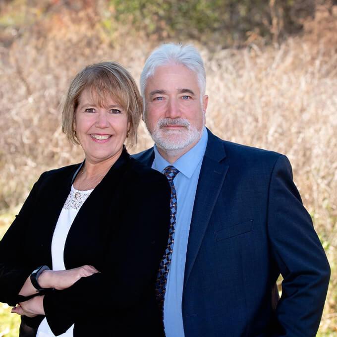Drs. Greg and Kim Stetzel