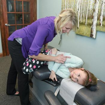 Dr. Amy child adjustment