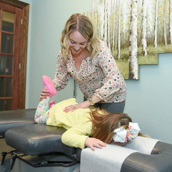 Dr. Erica toddler adjustment