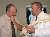 Report of Findings, Lynn Chiropractic