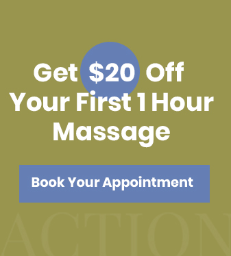 massage new patient special offer
