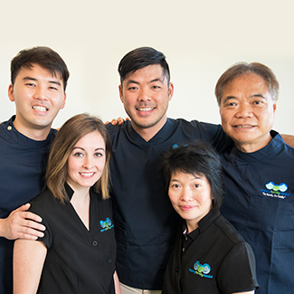 Dentists Epping Team