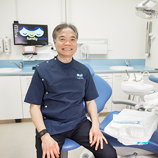 Dentist Epping, Dr. Douglas Lung