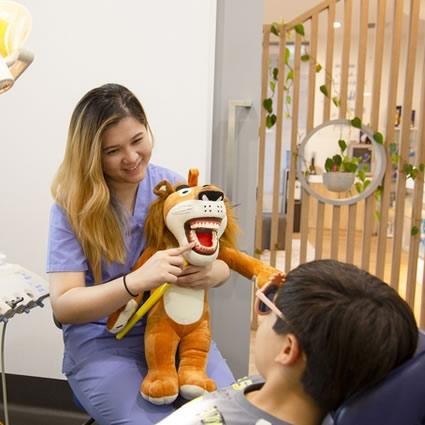 Children's Dentistry in Munno Para West