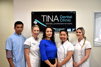 Tina Dental Clinic Dental Team