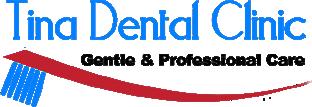 Tina Dental Clinic logo - Home