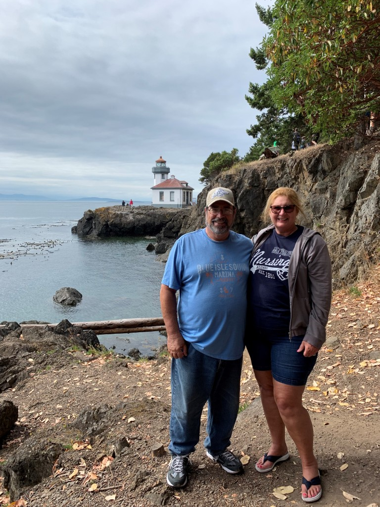 Roger & Marla Washington 2019
