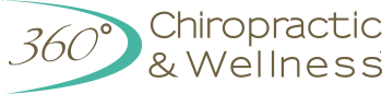 360 Chiropractic & Wellness logo - Home
