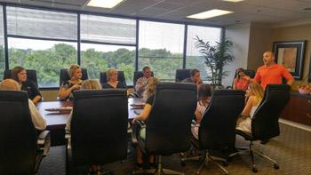 Jared Himsel, Community Wellness Talks Fishers