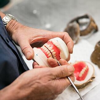 Dentures at Tankard Dental