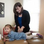 Pediatric Adjustment at ChiroActive