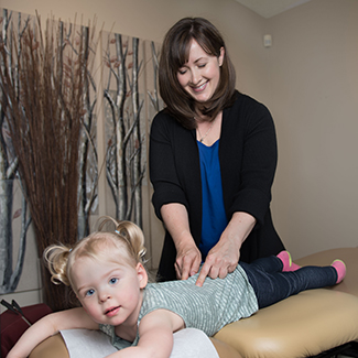 Chiropractic Adjustment at ChiroActive
