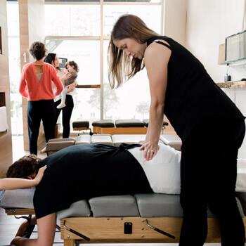 Dr. Emily Lumbar Adjustment