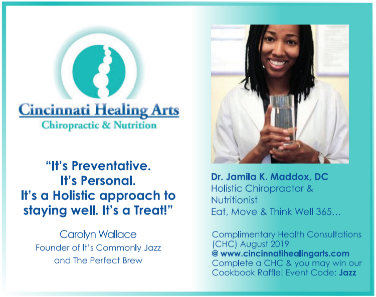 Complimentary Health Consultations flyer