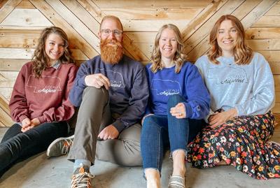 adjusted life team photo