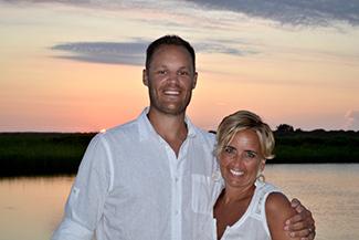 Dr. Brenton and Dr. Katie Pinkus
