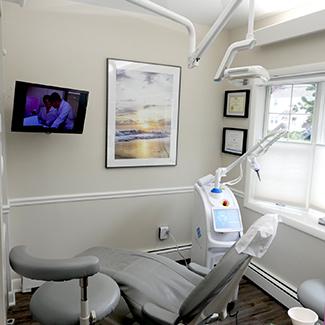 Midland Park Family Dentistry Treatment Room