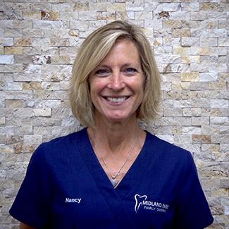 Midland Park Family Dentistry Dental Hygienist, Nancy
