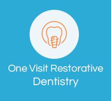 One visit restorative Dentistry