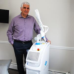 Dental Fillings with SOLEA Laser
