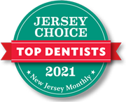 New Jersey Top Dentist 2021