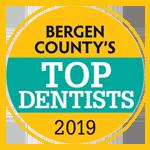 Bergen County's Top Dentist 2019
