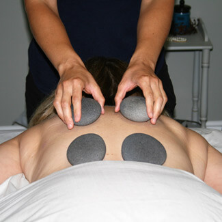 Hot Stone Massage at Cookstown Chiropractic & Wellness Centre