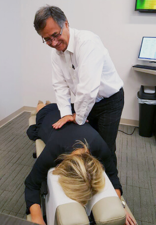 Chiropractor With Over 40 Years Experience In {PJ}