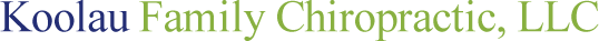 Koolau Family Chiropractic logo - Home