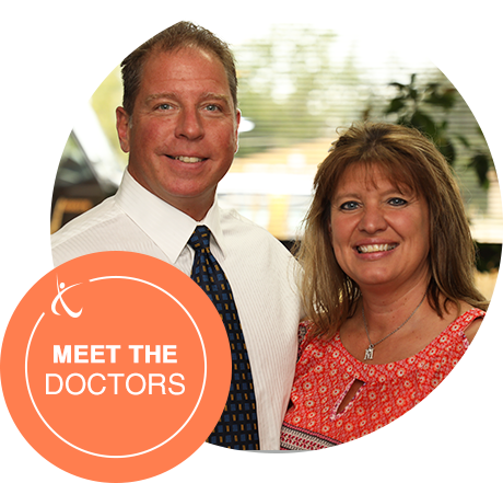 Chiropractor Brunswick, Dr. Thomas and Dr. Wendy Ormsby