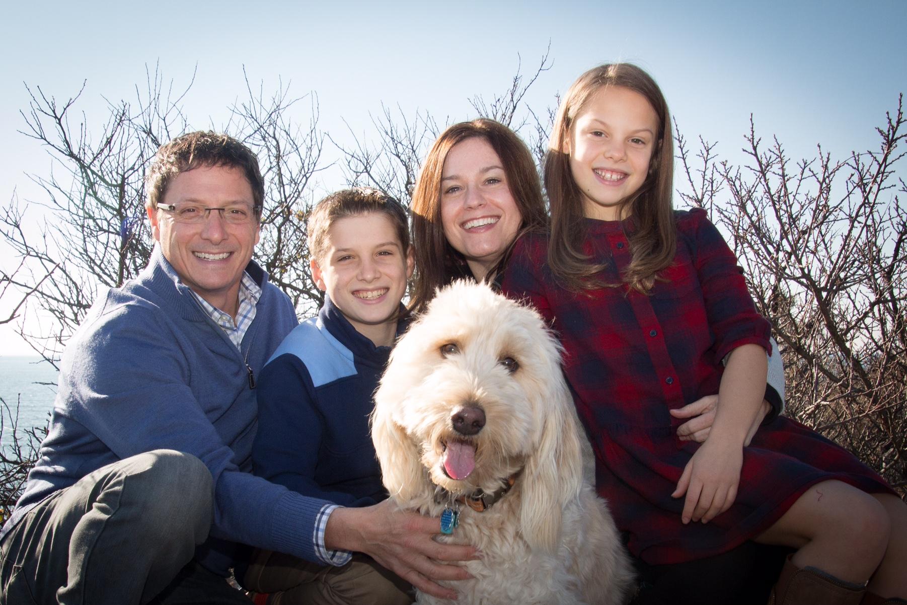 Dr Johns family