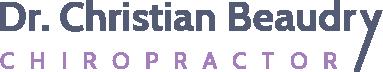 Dr. Christian Beaudry, DC logo - Home