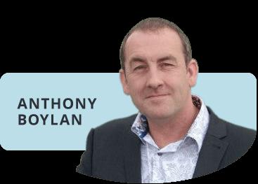 Chiropractor Anthony Boylan