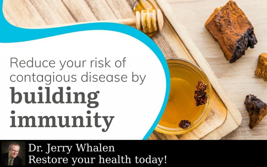 Build immunity