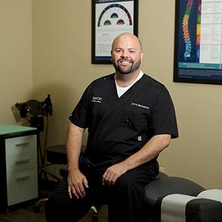 Portrait of Dr. Kyle Brotherton