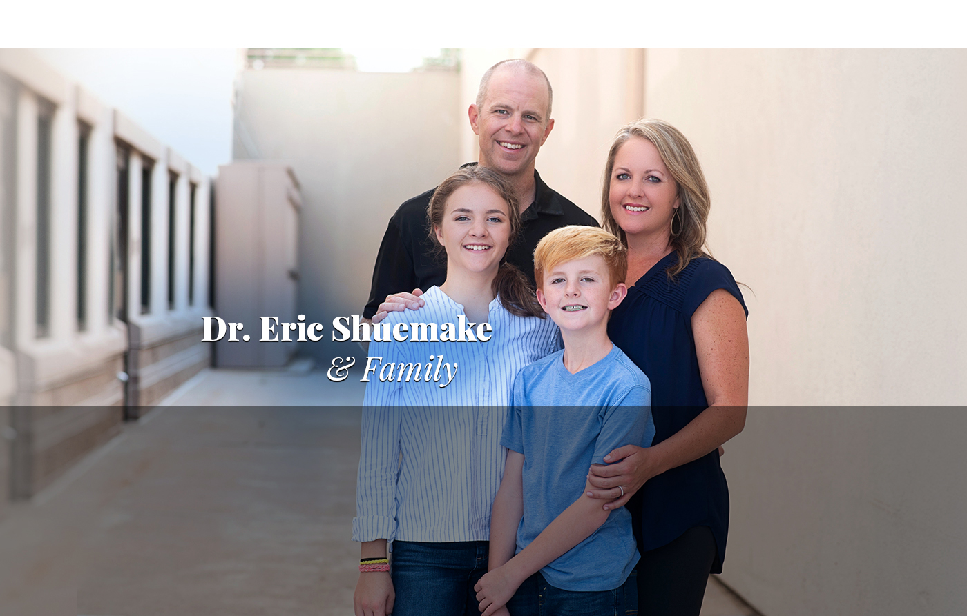 Shuemake Family