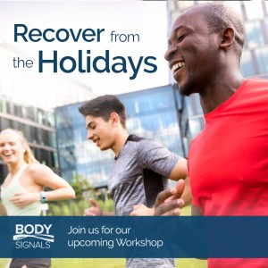 Click here to register for our upcoming workshop on boosting energy in the new year!