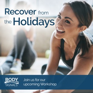Join our FREE workshop on energy and post-holiday detox by clicking here!