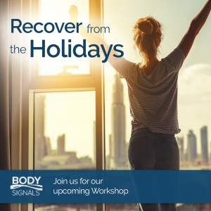 Click here to register for our workshop on boosting energy in the new year!