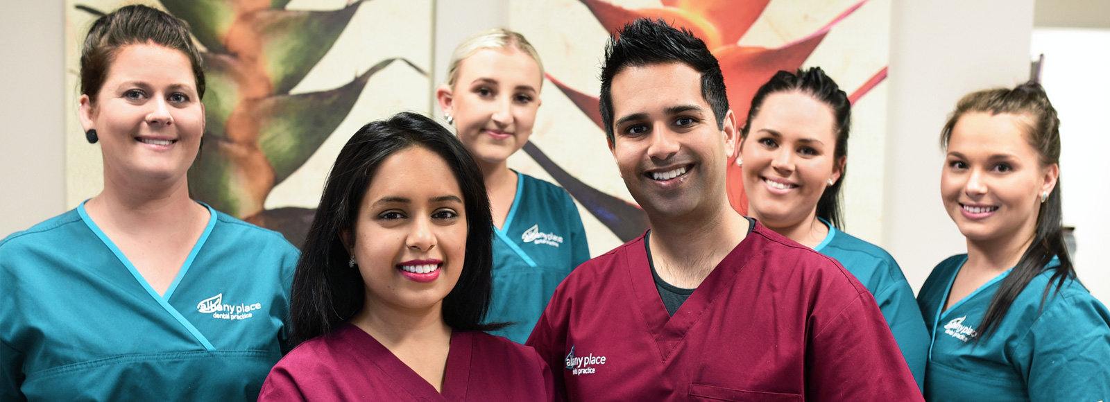 Welcome to Albany Place Dental Practice