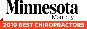 Minnesota Monthly Best Chiropractor Award
