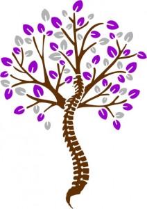 chiropractic spine tree