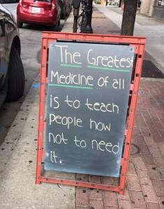 health is medicine