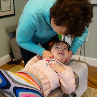 Pediatric Patient receiving care