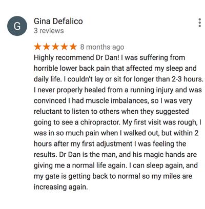 Gina-testimonial