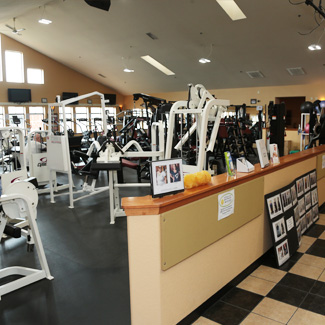 Oak Creek Relief & Wellness Fitness and weight room