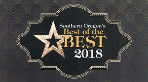 Voted Southern Oregon Best of the Best