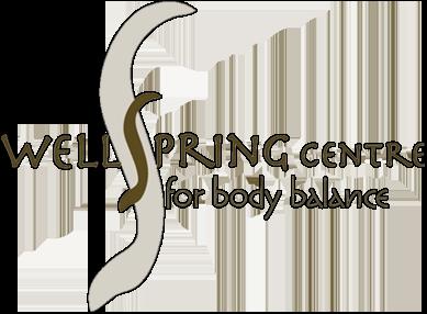 Wellspring Centre for Body Balance logo - Home