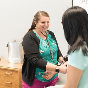 Chiropractor Dr. Alyssa Newman Center Point, IA